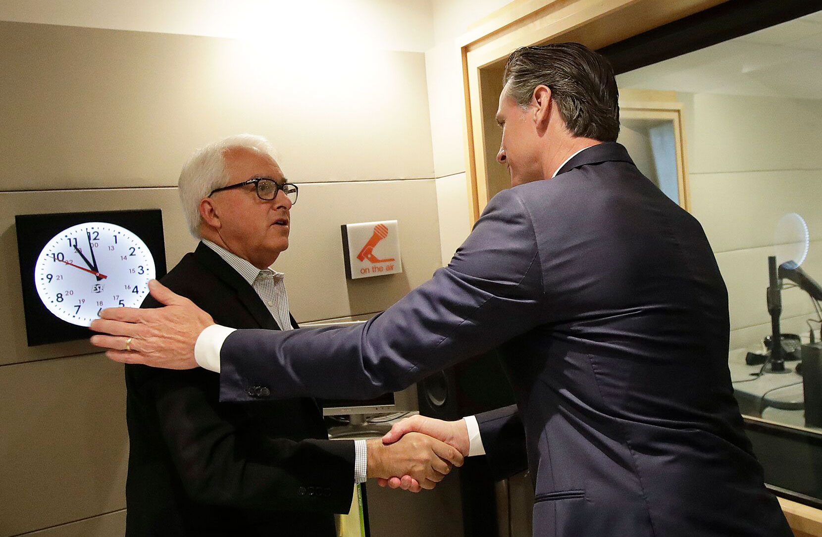 John Cox, Gavin Newsom on Criminal Justice