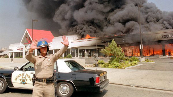 Los Angeles: 20 Years After the Rodney King Riots: The California ...