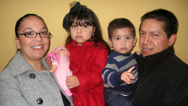 For Young Mother, Immigration Program Puts American Dream Within Reach