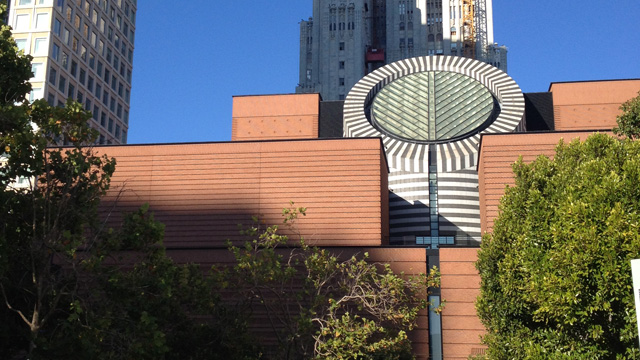 The SFMOMA in San Francisco