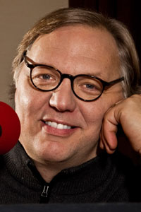 Host John Hockenberry
