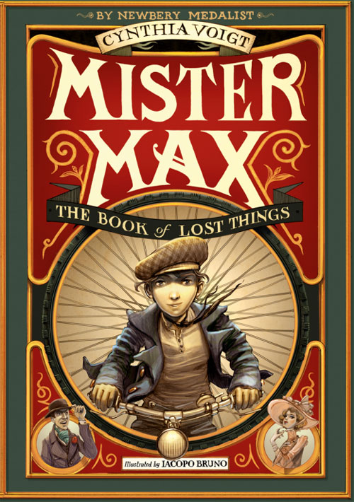 mister max by cynthia voigt