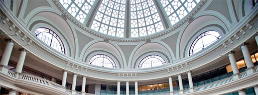 Under the Dome Westfield San Francisco Centre